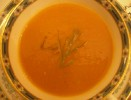 Photo of Gingerly Gingered Carrot, Leek And Fennel Soup Recipe on CDKitchen