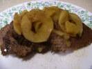 Cinnamon Apple Glazed Pork Roast