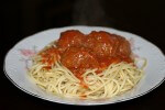 Recipe for Old Spaghetti Factory Meatballs