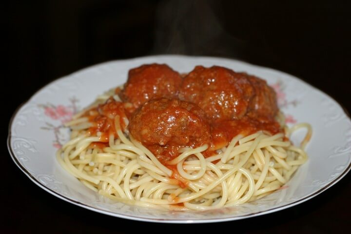 Old Spaghetti Factory Meatballs Recipe