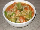 Photo of Broccoli And Barley Soup