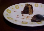There was almost nothing left to photograph of these delicious brownies!