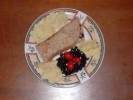 Photo of Fiesta Bean Burrito Recipe on CDKitchen