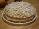 Photo of Olive Garden's Lemon Cream Cake