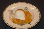 Photo of Bisquick Peach Cobbler