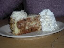Photo of Cheesecake Factory's Carrot Cake Cheesecake Recipe on CDKitchen