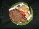 Photo of Pepsi Garlic Ribeyes