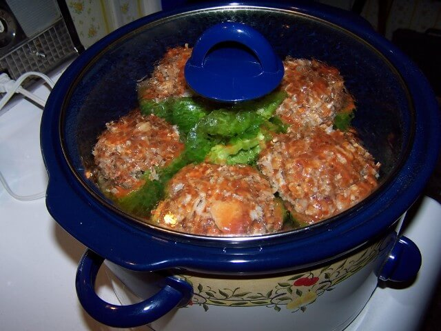 Stuffed Peppers With Beef And Rice Recipe
