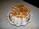 Photo of 3 Layer Pumpkin Pecan Cake