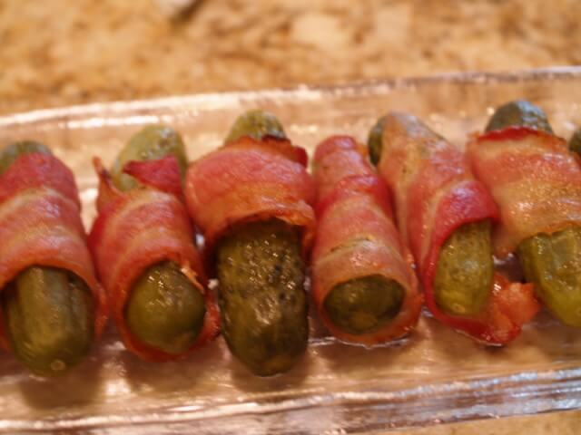 Bacon-Wrapped Pickles Recipe