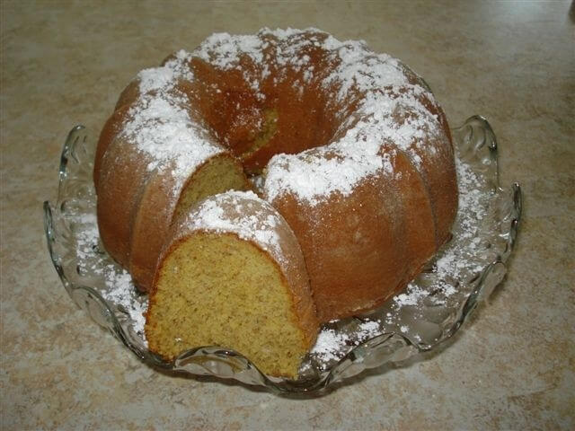 Featured recipe: Cake Mix Banana Pound Cake