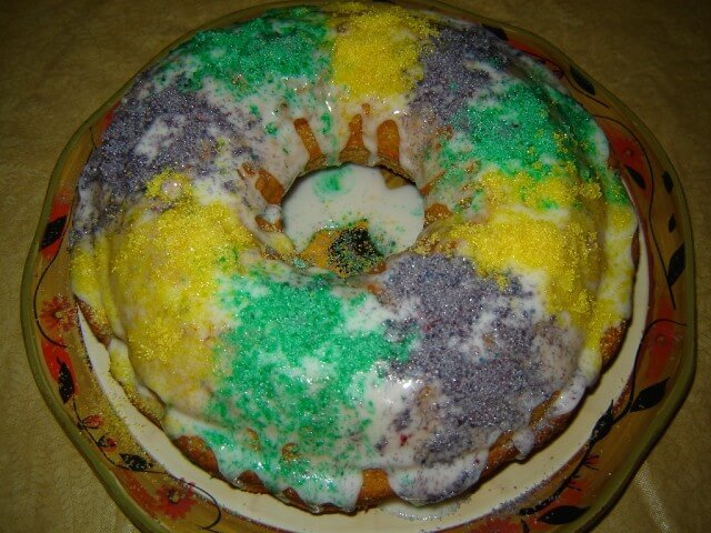 Easy King Cake Recipe From Cdkitchen Com