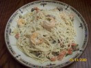 Photo of Champagne Shrimp and Pasta