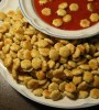 Seasoned Oyster Crackers and Tomato Soup
