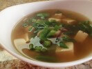 Photo of Oriental Snow Pea Soup Recipe on CDKitchen