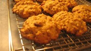 Photo of Banana-Oat Breakfast Cookies