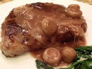 Photo of Garlic Marinated Steaks With Savory Mushroom Sauce