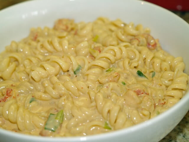 Creole Crawfish Monica Recipe