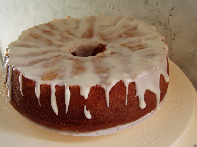 Old Fashioned Tomato Soup Cake