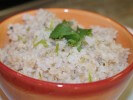 Photo of Simple Cilantro Lime Rice Recipe on CDKitchen