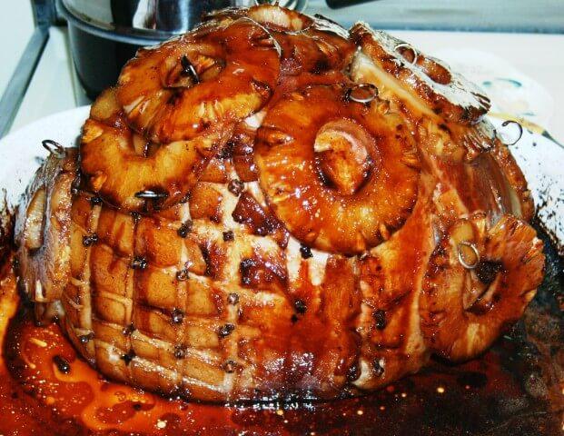 Ginger Ale Ham Glaze Recipe Cdkitchen Com