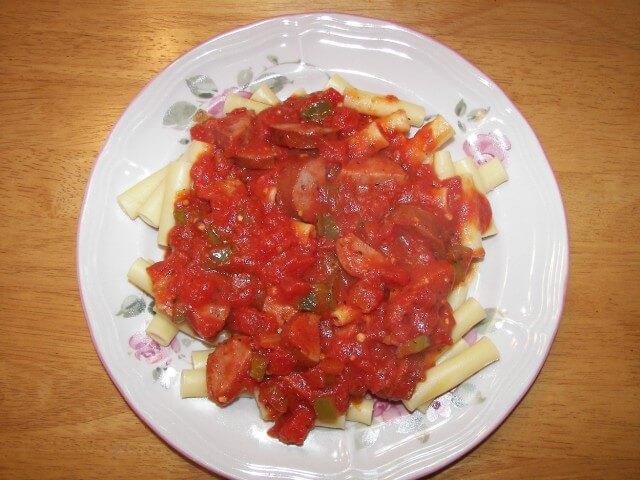 Olive Garden Neapolitan Ziti Recipe