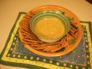 Photo of Creamy Honey-Mustard Spread