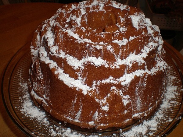 Millie's Old Fashioned Southern Pound Cake Recipe