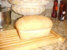 Photo of Hearty Wheat Bread With Flax Seed