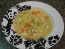 Photo of Homemade Chicken And Stars Soup Recipe on CDKitchen