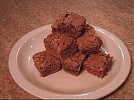 Photo of Ultimate Gluten-Free Chewy Brownies Recipe on CDKitchen