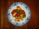 Photo of Spicy Scallop Stir Fry with Snap Peas Recipe on CDKitchen