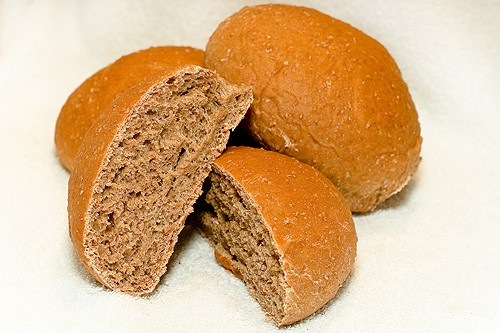 Outback Steakhouse Honey Wheat Bushman Bread (Bread Machine) Recipe