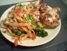 Photo of Vegetable Lo Mein Recipe on CDKitchen