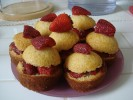 Photo of Strawberry Shortcake Shortcakes Recipe on CDKitchen