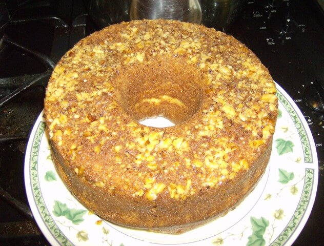 Rum Cake Using Yellow Cake Mix