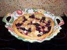 I\'ve made this recipes a few times and my husband and I love it. I added blueberries to the apples.