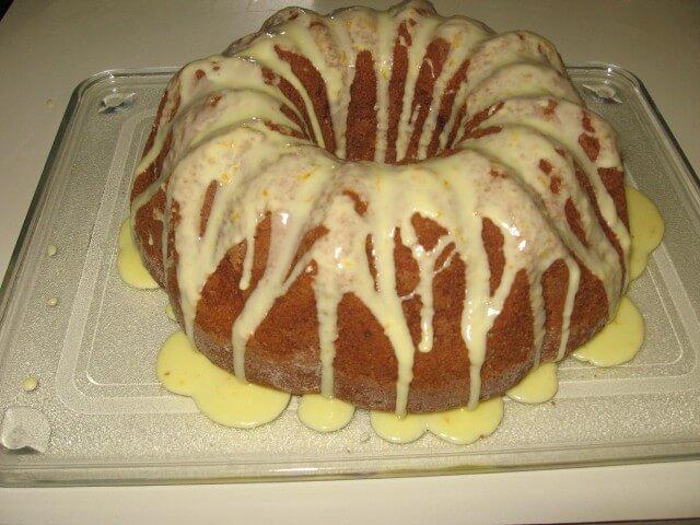 Sour Cream Bundt Cake Recipe Review