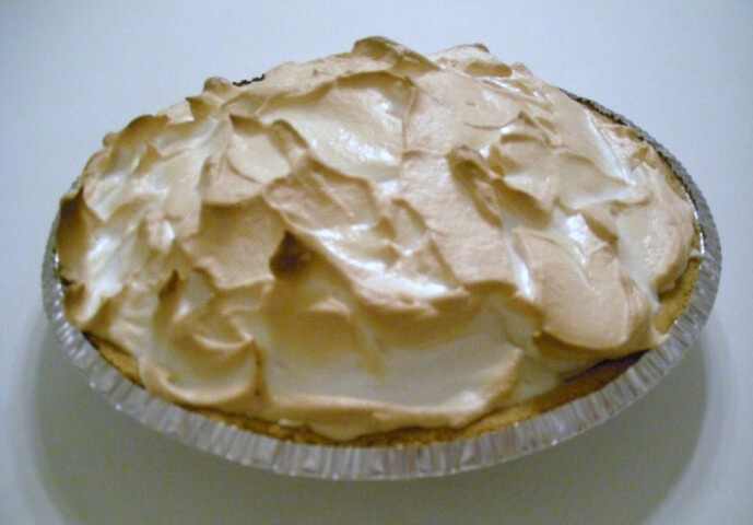 Quick and Creamy Lemon Meringue Pie Recipe