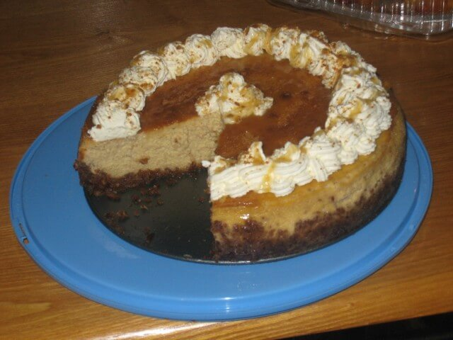 Olive Garden Pumpkin Cheesecake Recipe