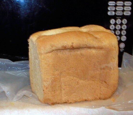 Bread Machine Rye Bread Recipe from CDKitchen