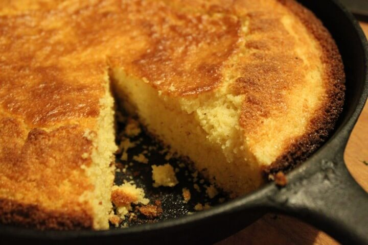 Featured recipe: Sweet Cornbread