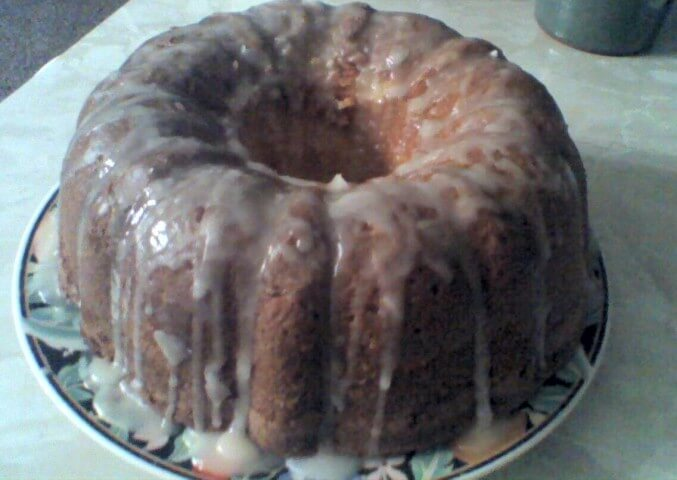 7-Up Pound Cake Recipe