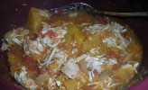 Caribbean Chicken & Butternut Squash