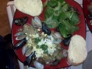 Photo of Mako Steaks With Mussels And Clams