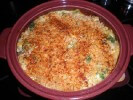 Photo of Broccoli, Chicken And Cheese Casserole