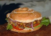 Photo of Texas Blue Whistler Burger Recipe on CDKitchen