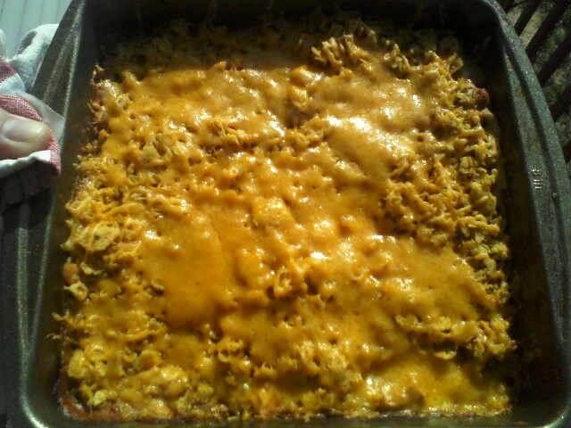 Alabama-Mexican Chicken Casserole Recipe | CDKitchen.com