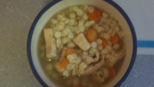 Photo of Funky Chicken Noodle Soup Recipe on CDKitchen