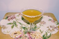Photo of Tangerine Bourbon Margarita Recipe on CDKitchen